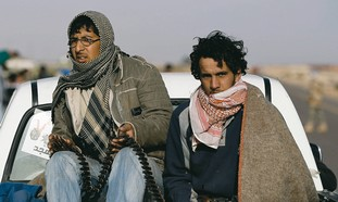 Libyan revels Bin Jawad