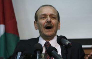 PLO Exec Ctee SecGen Abed Rabbo