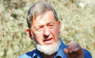 AMISH COMMUNITY elder Ben Girod