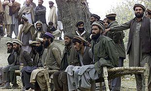 jihadists in Afghanistan