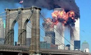World Trade Center on September 11, 2001