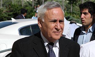 Former president Moshe Katsav