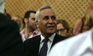 Former president Moshe Katsav in court