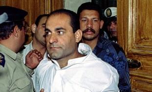 Israeli Druse man Azzam Azzam in Egyptian court