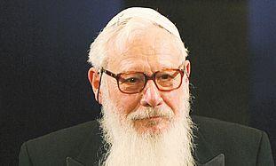 Nobel Prize winner Yisrael Aumann