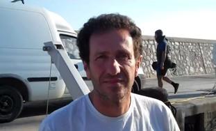 Thodoris Boukas says a ship was sabotaged.