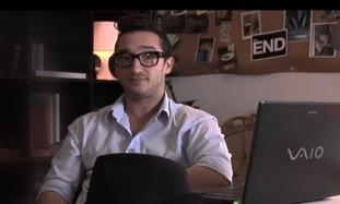 Omer Gershon aka Marc the gay activist