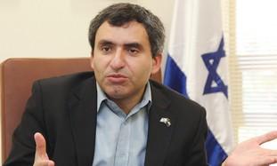 Likud MK Zeev Elkin