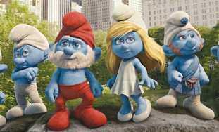 Smurfs, David Weiss