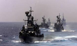 Israel Navy ships