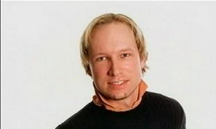 Norwegian attack suspect Anders Behring Breivik