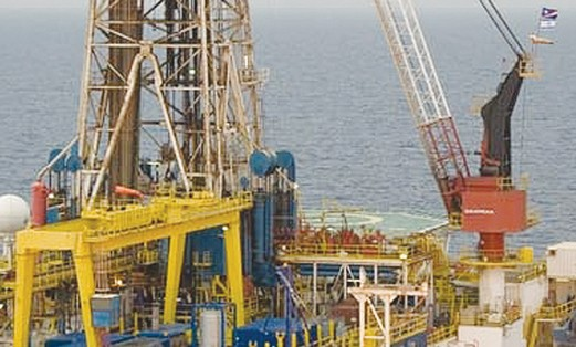 Tamar holds 240 billion cu.m. of gas.