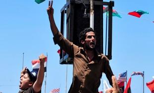 Libyans after murder of rebel leader in Benghazi