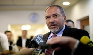 Foreign Minister Avigdor Liberman [file]