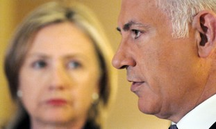 Prime Minister Netanyahu and Hillary ClintonH