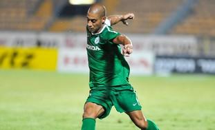 Maccabi Haifa's Yaniv Katan