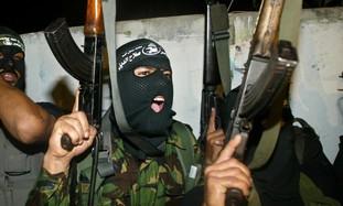 PRC terrorists at Gaza press conference