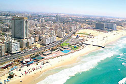 BAT YAM has become a real-estate developer's parad