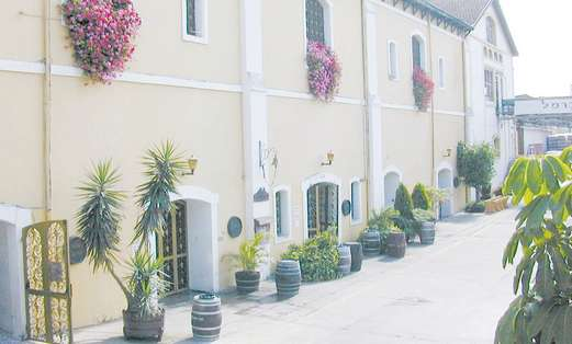 Carmel winery, Rishon Le'Zion
