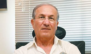 Retired Space Division head Haim Eshed