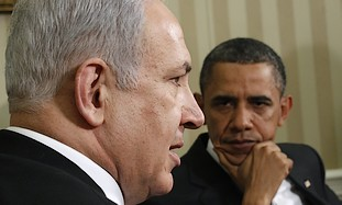 Obama and Netanyahu meet in May