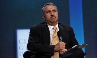 'NY Times' columnist Thomas Friedman