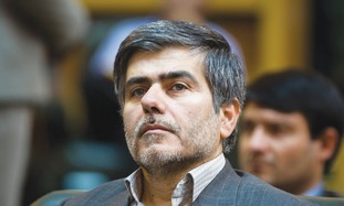 head of Iran's Atomic Energy Org. Abbasi Davani