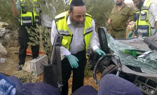 Kiryat Arba fatal car accident