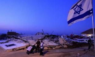 Migron settlement demolition [illustrative]