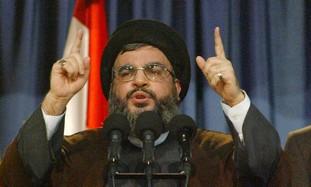 Hezbollah leader Hassan Nasrallah