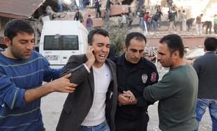 Earthquake devastates SE Turkey