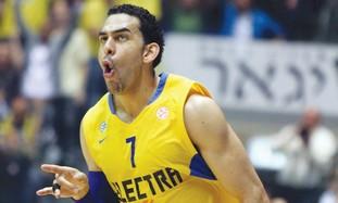 Maccabi TA's David Blub
