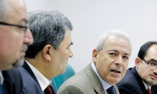 Syrian opposition members visit Moscow