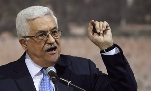 Abbas addresses Palestinian independence day