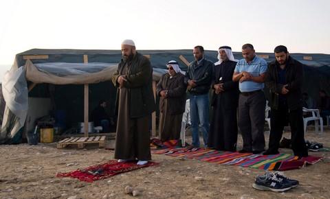 Israeli Beduin (REUTERS/Amir Cohen).