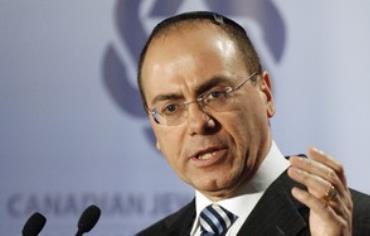 Vice Premier Silvan Shalom