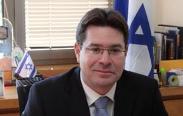 MK Ofir Akunis (Likud)