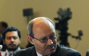PA Minister of National Economy Abu Libdeh
