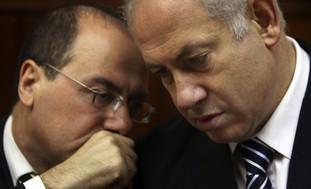 PM Netanyahu, VP Silvan Shalom