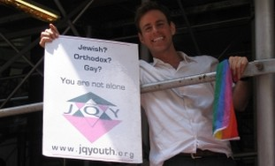 Mordechai Levovitz of Jewish Queer Youth