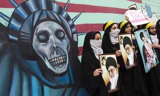 Tehran Khameini supporters