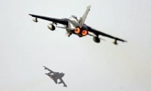 Joint Israeli-Italian Air Force exercise