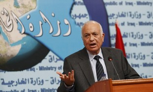 Arab League chief Nabil Elaraby