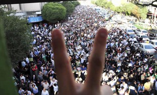Iranian 2009 anti-government protests
