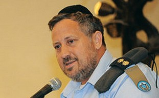 Israel Air Force Chief Rabbi Lt.-Col. Moshe Ravad
