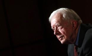 Jimmy Carter in Egypt