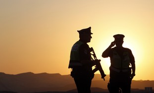 Israeli security officers [file]