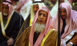 Saudi Grand Mufti Abdel Aziz Al Sheikh