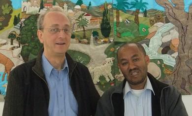 Danny Brom, social worker Asher Mekunnet Rahamim