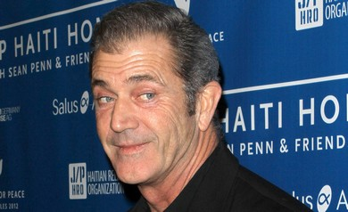 Mel Gibson at Cinema For Peace Event